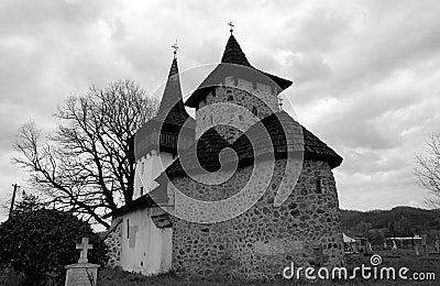 Gurasada Old Stone Church
