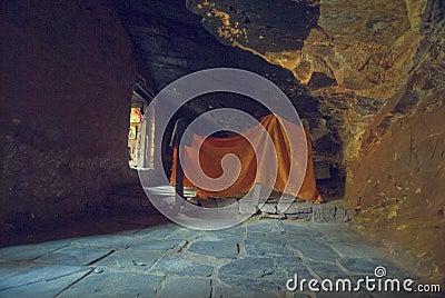 Guru Yoga cave