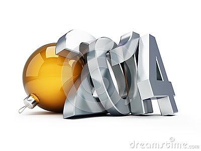 Guten Rutsch ins Neue Jahr 2014