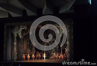 Gutter ballet