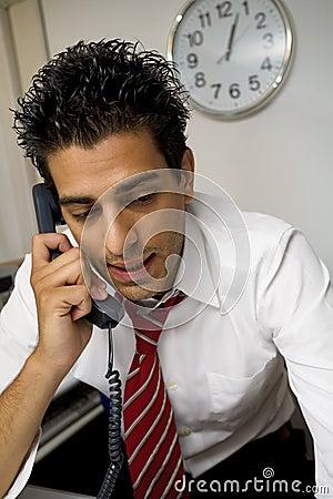 Free Guy At Work Stock Photo - 1012910