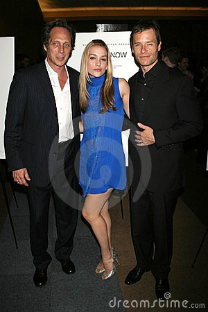 Guy Pearce, Piper Perabo, William Fichtner Editorial Image