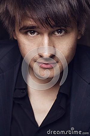 Guy portrait