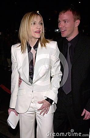 Free Guy Ritchie,Madonna Stock Photos - 36734013