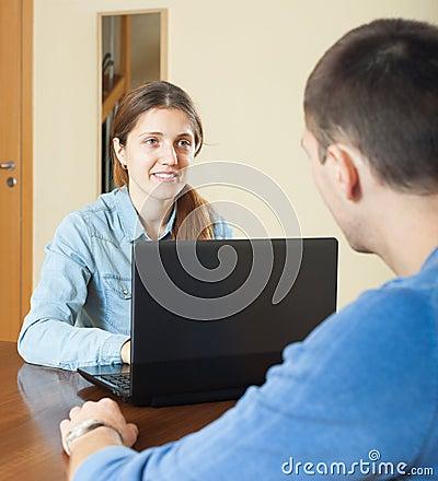 talking to guys online employer