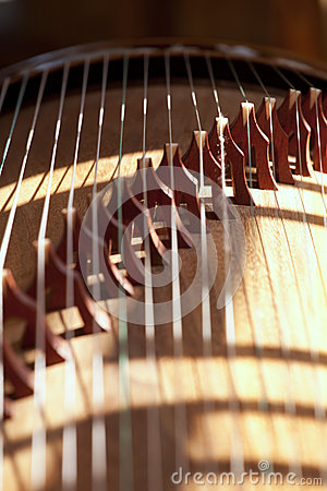 Guzheng Royalty Free Stock Photo - Image: 26564705