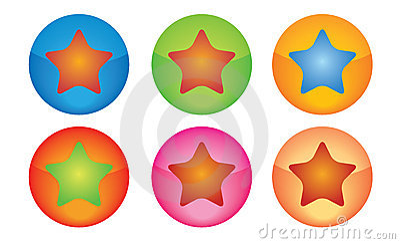 Guzik gwiazda