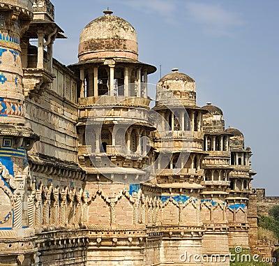 Gwalior Fort - Gwailor - India