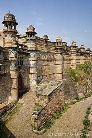 Gwalior Fort - India