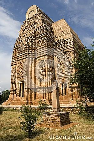 Gwalior - India - Teli-ka-Mandar Hindu Temple
