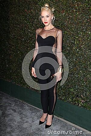 Gwen Stefani Editorial Stock Photo