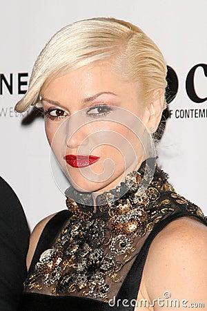 Gwen Stefani Editorial Photography