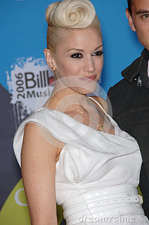 Gwen Stefani Editorial Stock Image