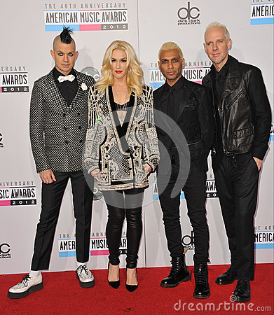 Aucun doute, Gwen Stefani Photo stock éditorial