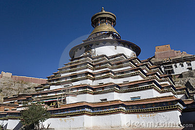 Gyantse Kumbum - Tibet
