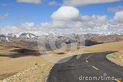 Gyatso-La Pass, Tibet