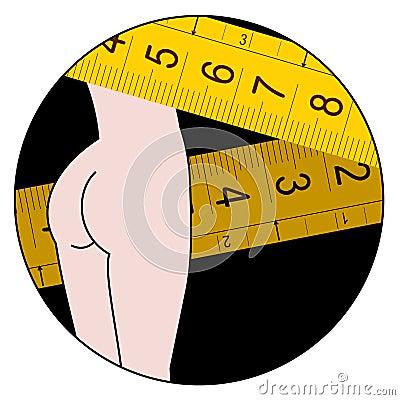 Gym body icon