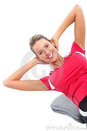 Free Gym & Fitness Stock Photography - 12993522