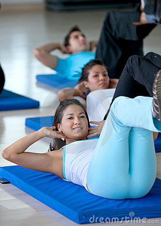 Image result for pictures of people exercising