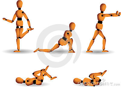 Gym posture