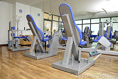 Gym and stationary equipment