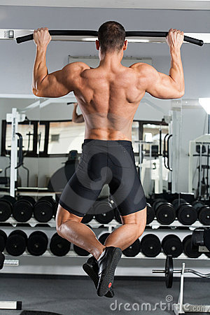 Free Gym Training Stock Photos - 17801293