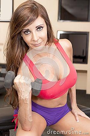 Gym Workout - Bicep Curls