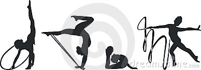 Gymnast set 02