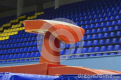 Gymnastic buck