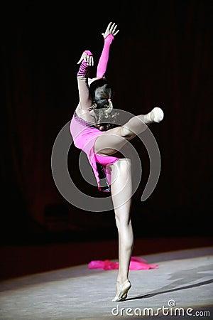 Free Gymnastics Stock Photo - 250330
