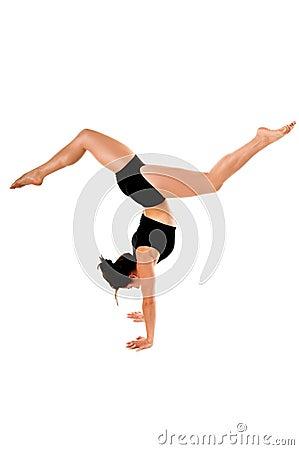 Free Gymnastics Stock Photography - 298672