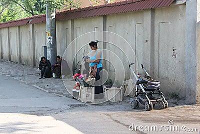 Gypsies Editorial Image