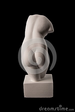 Free Gypsum Statue Of Venus Bust Sculpture Royalty Free Stock Image - 86082376