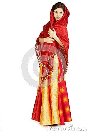 Gypsy Dancer Female Skirt