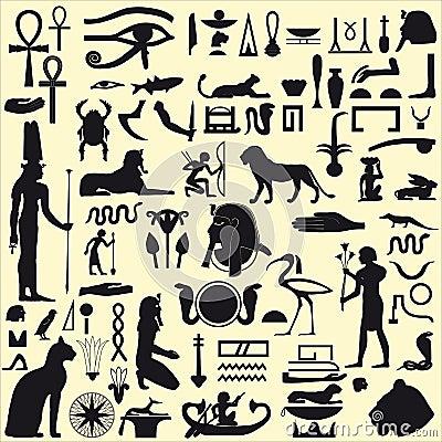 Г¤gyptische Symbole