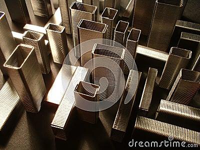 Häftklamrar för arkitektur ii