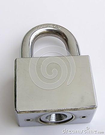 Härdat lås