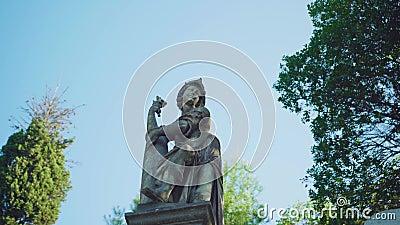 Héritage de parc de statue