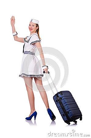Hôtesse de l air