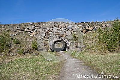 Høytorp Fort (tunnels)