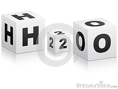 H2o formula
