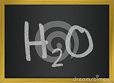 H2O - Water