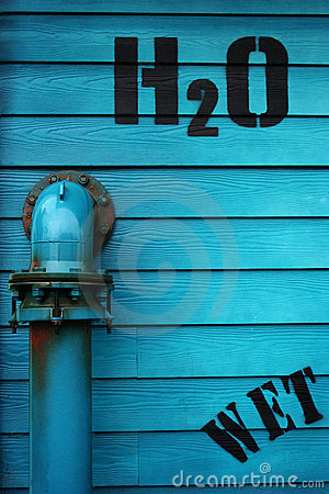 H2O Water Hydrant