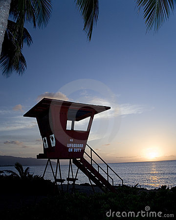 H30 Lifeguard Tower