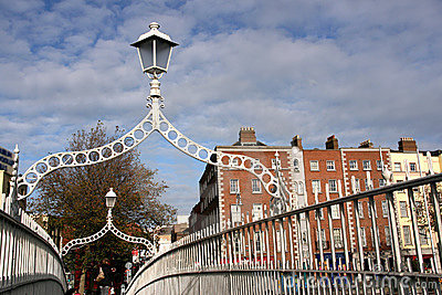 Ha penny Bridge, Dublin