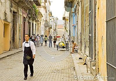 Habana. Editorial Stock Image