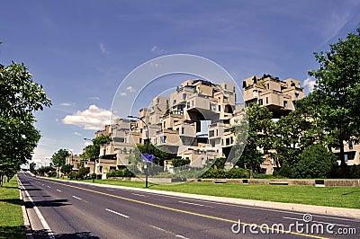 Habitat 67 - Montreal