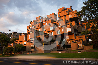 Habitat 67-Montreal