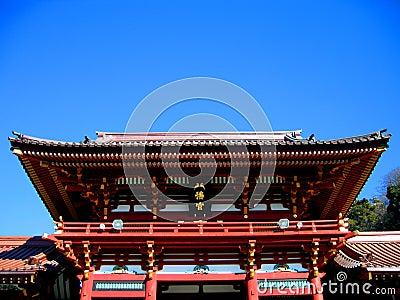 Hachiman日本镰仓寺庙