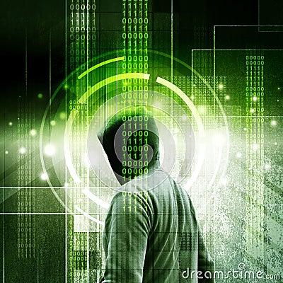 Free Hacker Stock Photo - 83905430
